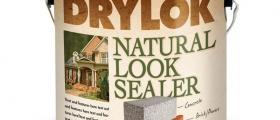 Drylok Natural Look Sealer