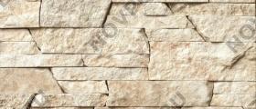"""Камень лапша """"Стрелки"""" (Шуба) »  Пиленый с 3 сторон, h-90мм, L-Погон"""