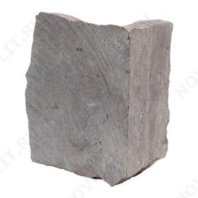 """Угловой камень """"Брекчия"""" доломит бурый """"серо-малиновый"""" - Погонх20 мм, пиленая, пиленый с 2 сторон"""
