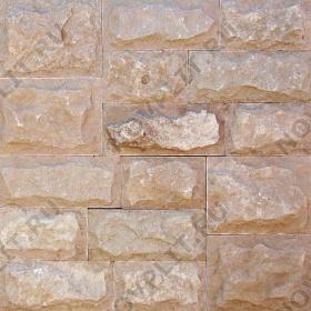 Римская кладка «Микс» доломит кофейный - со сколом, пиленый с 5 сторон
