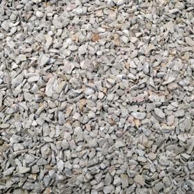 Декоративная отсыпка доломит серый с желтым - 10-20 мм, необработанный