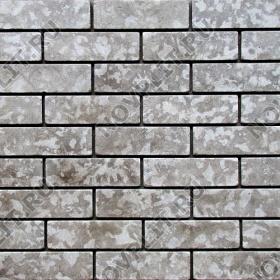 Камень под кирпич доломит серый - 60х200х20 мм, галтованный, пиленый с 6 сторон