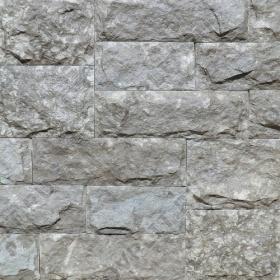 Римская кладка «Микс» доломит серый - со сколом, пиленый с 5 сторон