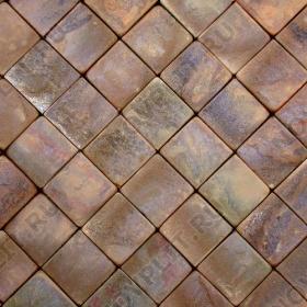 Брусчатка из камня (Шуба, галтованный) »  Пиленый с 4 сторон, s-4 см (40 мм), h-100х100 мм