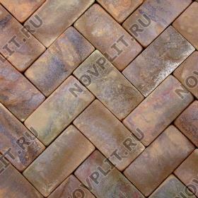 Брусчатка из камня (Шуба, галтованный) »  Пиленый с 4 сторон, s-4 см (40 мм), h-200х100 мм