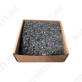 Засыпка для колодца шунгит тёмно-серый (чёрный) - 10-20 мм, необработанный