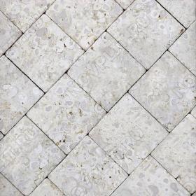 """Брусчатка """"Квадрат"""" доломит светло-серый """"мустанг"""" - 150х150х30 мм, галтованный, пиленый с 6 сторон"""