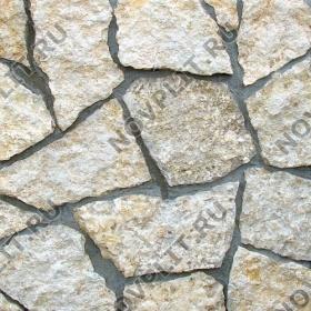 """Дикий камень """"Плитняк"""" доломит бело серый """"изборский"""" - 20 мм, шуба, пиленый с 1 стороны"""