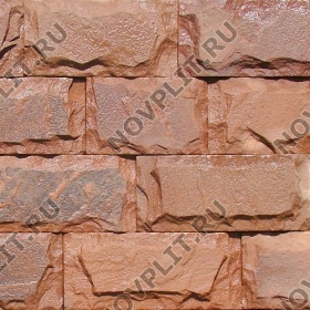 Плитка из камня (Скала) »  Пиленый с 4 сторон, h-15 см (150 мм), L-Погон