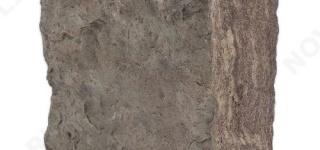 """Угловые камни """"Плитняк"""" (Шуба) »  Пиленый с 1 стороны, s-30 мм, L-Погон"""