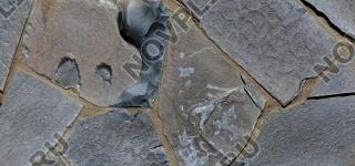 """Дикий камень """"Плитняк"""" (Шуба) »  Необработанный, s-20мм"""
