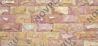 """Камень лапша """"Полоска"""" (скала) »  Пиленый с 5 сторон, h-60, L-погон"""