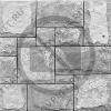 Кладка «Старый замок» доломит бело серый