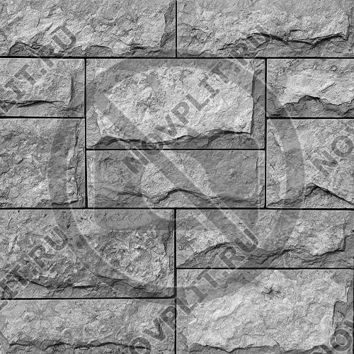 """Мозаика """"2-х размерная"""" (скала) »  Пиленый с 5 сторон"""