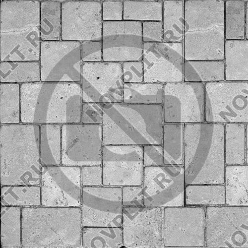"""Мозаика """"Модуль №1"""" (галтованный) »  Пиленый с 6 сторон"""