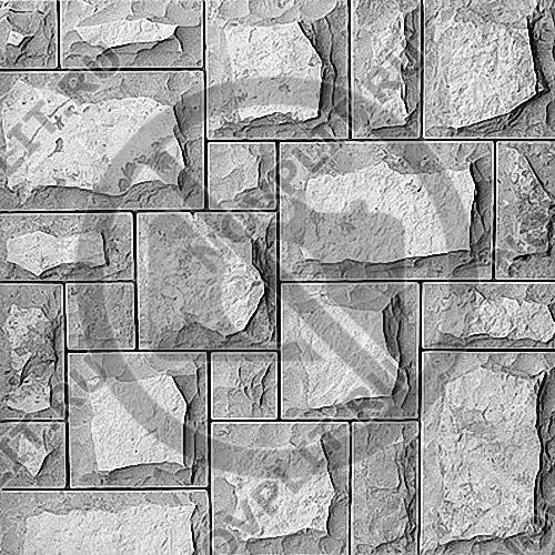 """Мозаика """"Модуль №2"""" (скала) »  Пиленый с 5 сторон"""