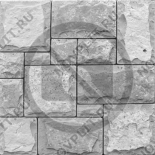"""Мозаика """"Старый замок"""" (скала)"""