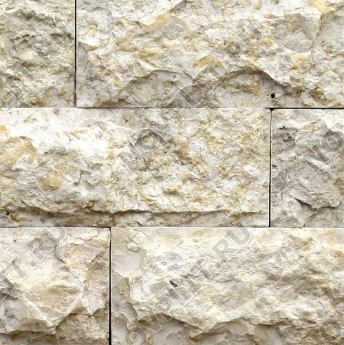 """Плитка """"Скала"""" доломит серый с желтым - 200хПогон мм, со сколом, пиленый с 5 сторон"""