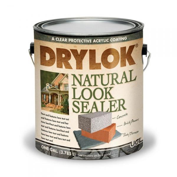 Пропитка для камня - Drylok Natural Look Sealer