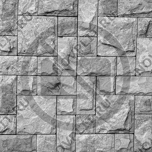 Римская кладка №4 доломит бежевый - со сколом