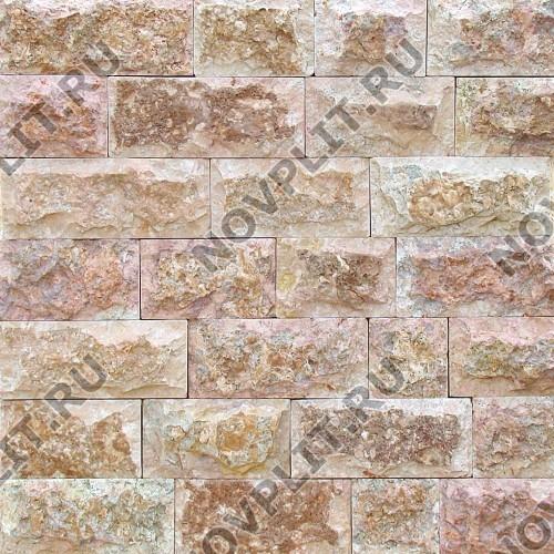 Плитка из камня (Скала) »  Пиленый с 5 сторон, h-10 см (100 мм), L-Погон