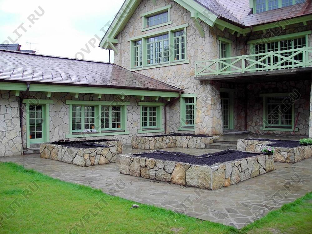 Планировка дома типа 1 447с 15
