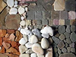 Правильный выбор камня для облицовки комнат