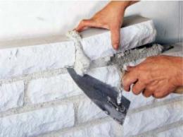 Особенности и методы работы с облицовочным камнем